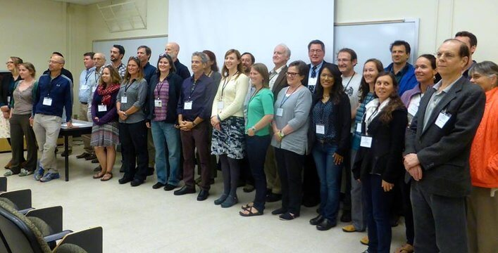 Passionate conservationists participated at the Galapagos Symposium in San Francisco, California.