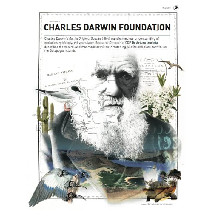 The Charles Darwin Foundation on International Innovation