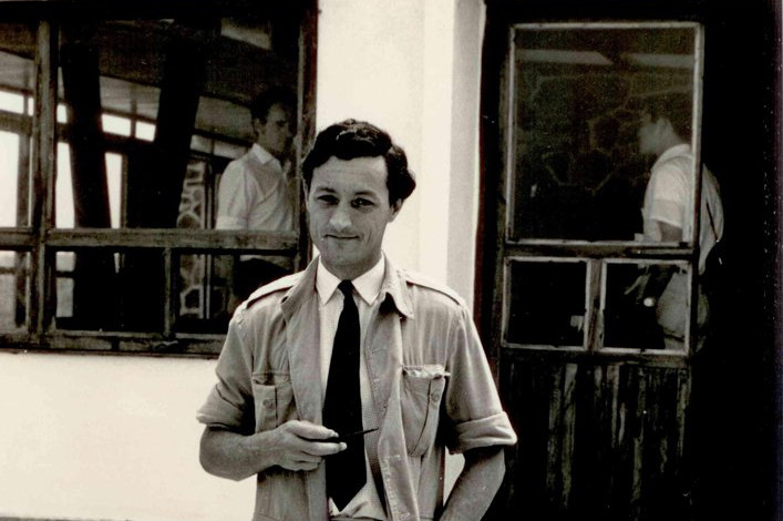 A Tribute to Roger Perry (Charles Darwin Research Station Director 1964-1970)