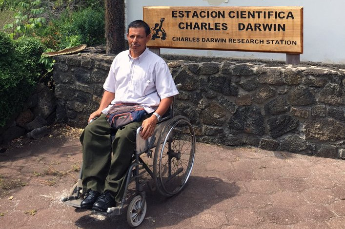 Jorge Herrera, 30 Years with the Charles Darwin Foundation