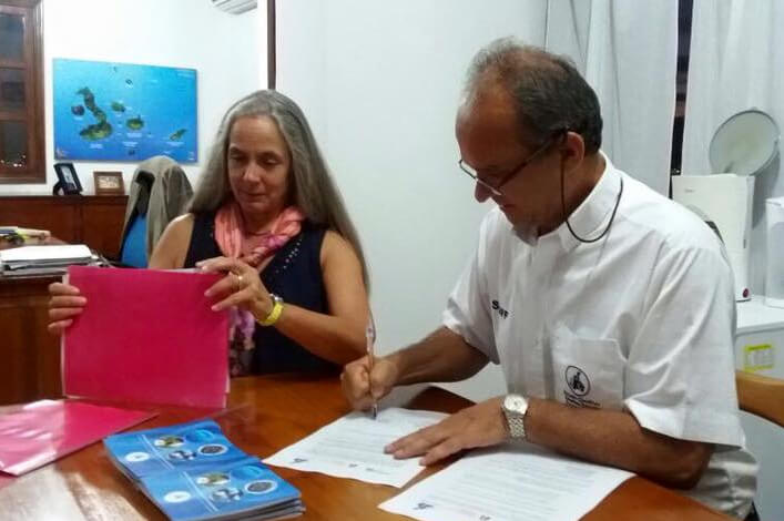 Yachay Tech and the Charles Darwin Foundation Will Work Together to Achieve Excellence for Science in Ecuador