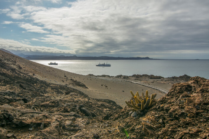 Scientists Meet in Galapagos to Discuss Climate Change