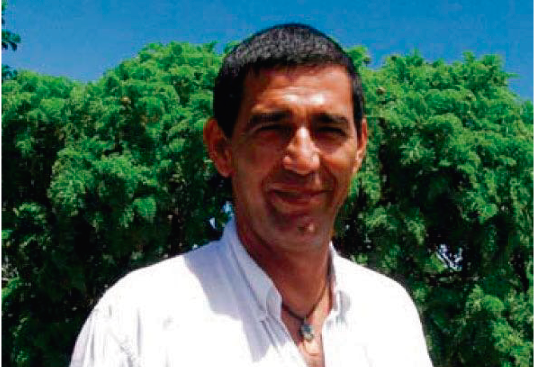 Felipe Hernán Cruz. Photo from: CDF Archive