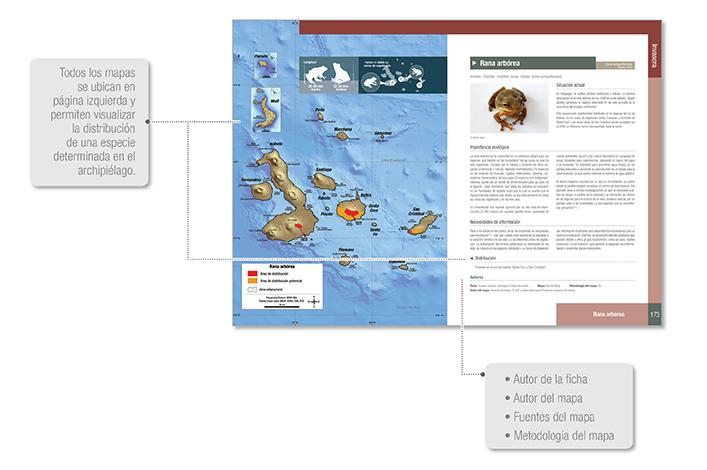 Metodología de Mapas del Atlas Galápagos
