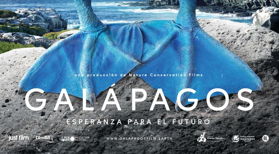 Documental: Galápagos, Esperanza para el Futuro