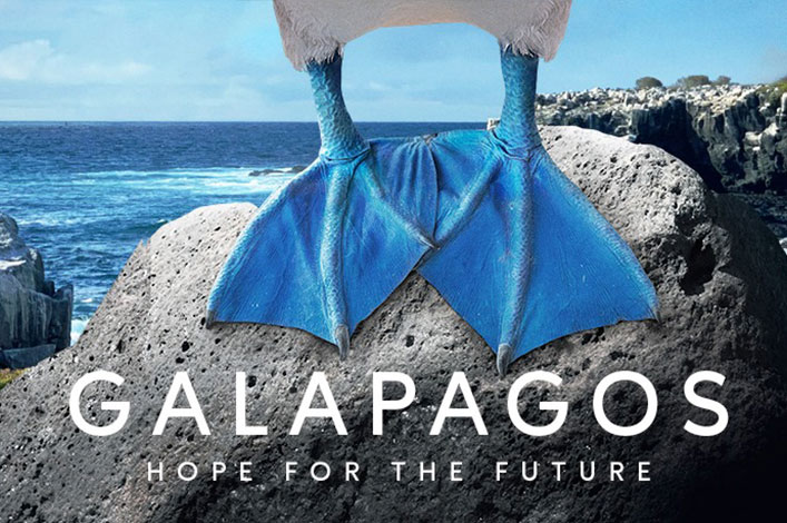 The Charles Darwin Foundation Presents the Documentary: Galapagos, Hope for the Future