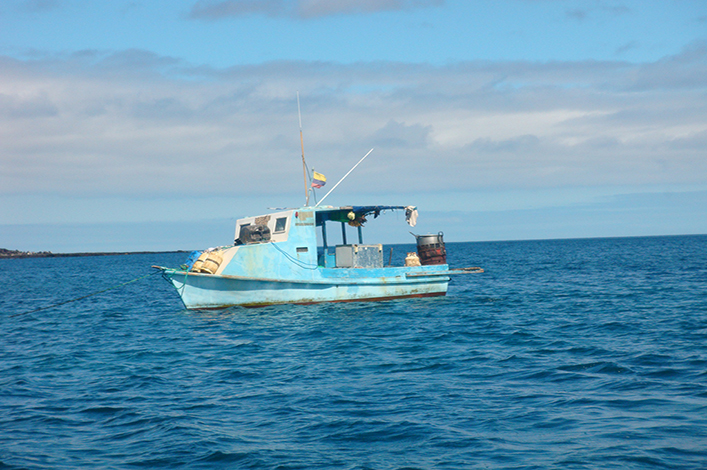 The artisanal fishing of Galapagos, my motivation for life