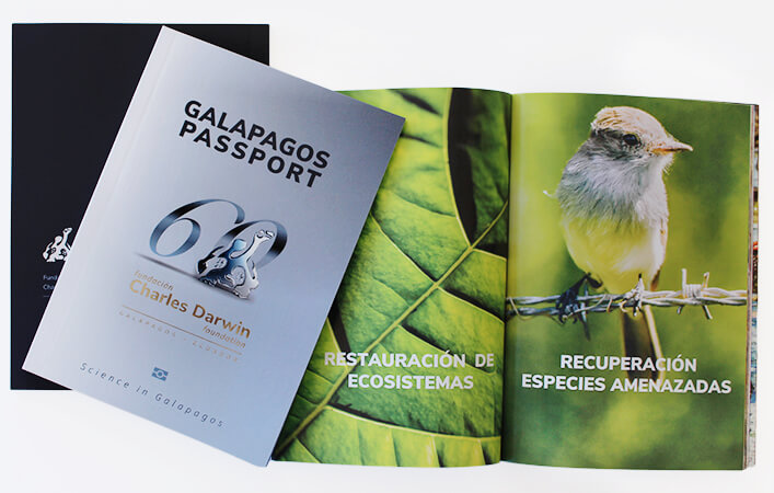 Galapagos Passport